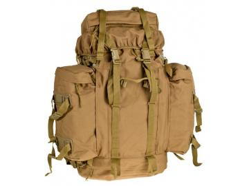 BW Rucksack ''Mountain'', 80Ltr., coyote