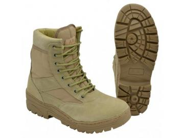 Army-Stiefel / Outdoor-Tactical-Boots, khaki