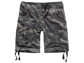 BRANDIT Urban Legend Shorts, dark camo