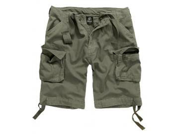 BRANDIT Urban Legend Shorts, oliv