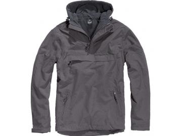 BRANDIT Windbreaker mit Fleece-Futter, anthracite
