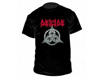 T-Shirt 'Deicide - Once Upon The Cross', 100% Baumwolle