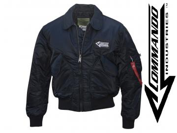 CI Flight Jacket 'CWU-45/R', schwarz