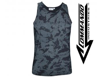 Tank-Top, Muskelshirt, nightcamo
