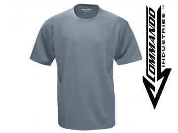 Tactical Funktions T-Shirt 'QuickDry', grau
