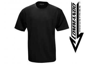 Tactical Funktions T-Shirt 'QuickDry', schwarz
