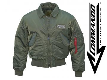 CI Flight Jacket 'CWU-45/R', oliv