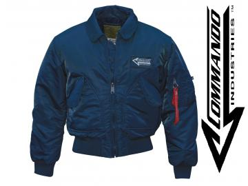CI Flight Jacket 'CWU-45/R', navy blau