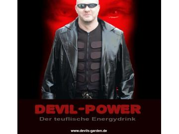 Energydrink 'Devil-Power', koffeeinhaltig, 250ml