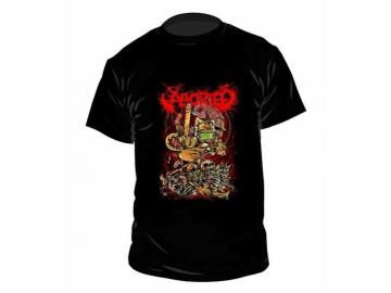 T-Shirt 'Aborted - Catality', 100% Baumwolle