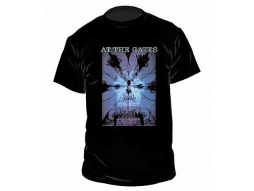 T-Shirt 'At The Gates - Burning Darkness', 100% Baumwolle