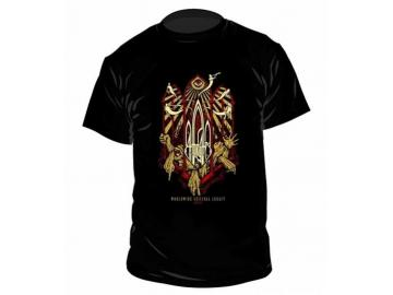 T-Shirt 'At the Gates - Suicidal Legacy', 100% Baumwolle