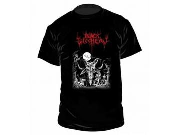 T-Shirt 'Black Witchery - Upheaval Of Satanic Might', 100% Baumwolle