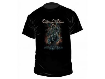 T-Shirt 'Children of Bodom - Horseman', 100% Baumwolle