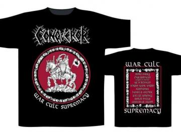T-Shirt 'Conqueror - War Cult Supremacy', 100% Baumwolle