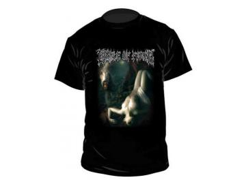 T-Shirt 'Cradle Of Filth - Nightmare Or Delight', 100% Baumwolle