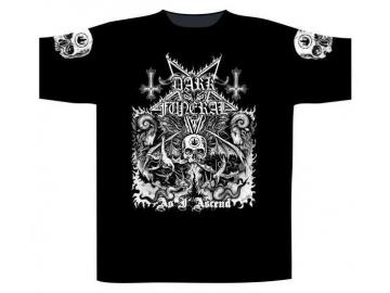 T-Shirt 'Dark Funeral - As I Ascend', 100% Baumwolle