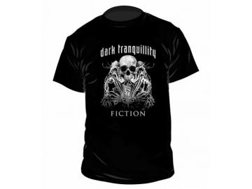 T-Shirt 'Dark Tranquility - The Ultimate Rebellion', 100% Baumwolle