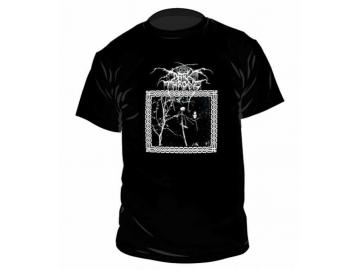T-Shirt 'Darkthrone - Taakeferd / Under A Funeral Moon', 100% Baumwolle