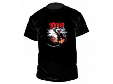 T-Shirt 'Dio - Ronnie James Dio R.I.P.', 100% Baumwolle