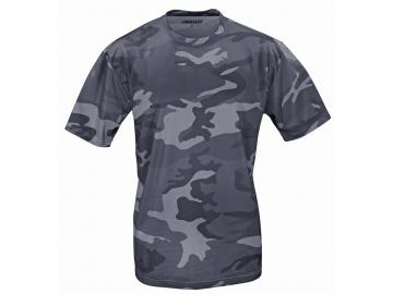 Tactical Funktions T-Shirt 'QuickDry', dark camo